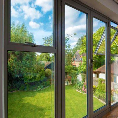 Aluminium qapı pencere sistemleri sifarisi