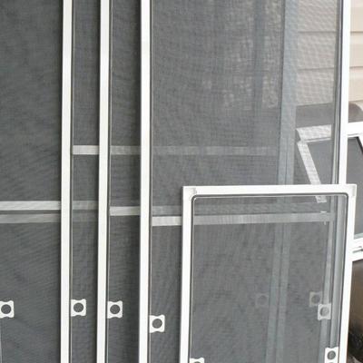 qapı ve pencerelere agcaqanad torları