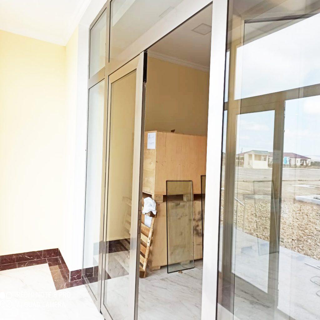 aluminium qapi pencere sistemleri sifarisi