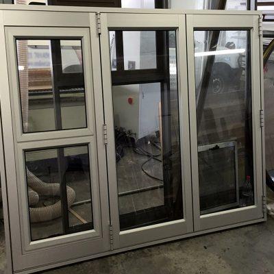 aluminium qapi və pəncərə sistemi sifarisi