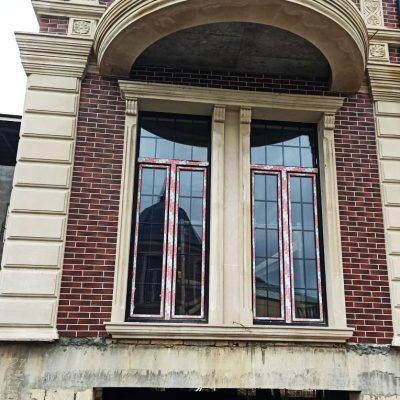 plastik qapi pencere sistemi
